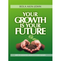 YOUR GROWTH IS YOUR FUTURE